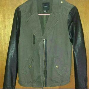 Forever 21 jacket.